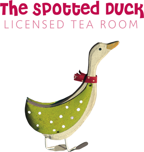 The Spotted Duck Tea Room Logo